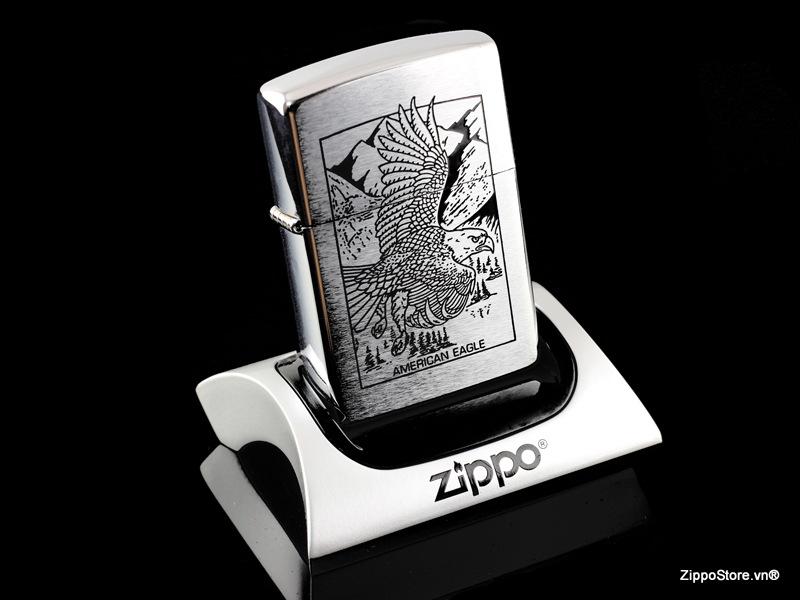 Zippo La Mã American Eagle