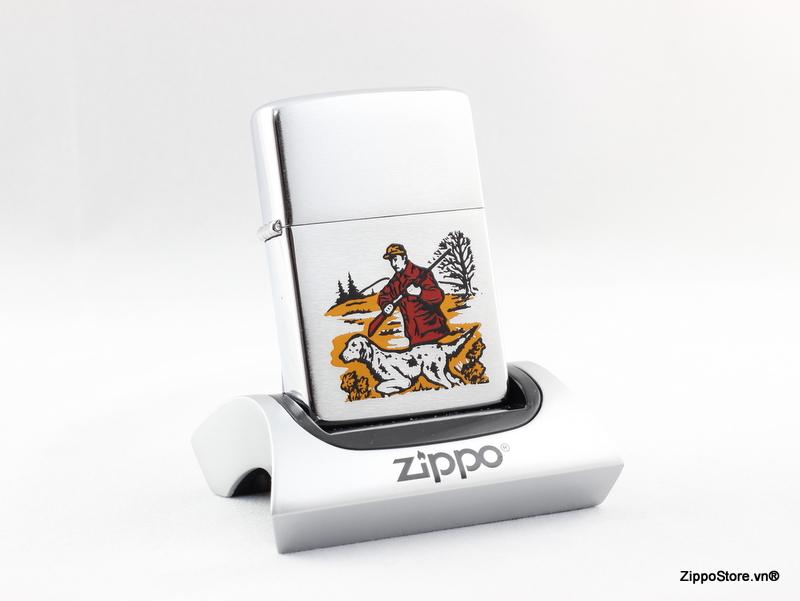 Zippo 1982 Hunter