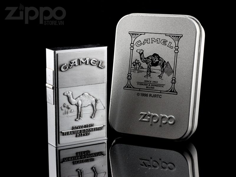 zippo hiem camel 1932 replica second release