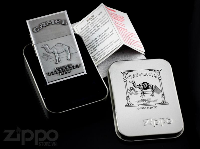 Zippo Replica 1932 Camel Tai ban