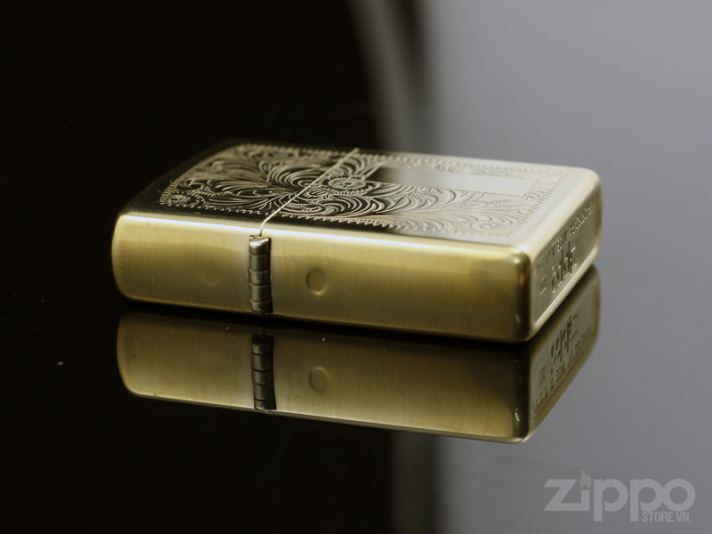 Zippo Ventian Brass VIII
