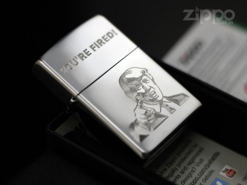 zippo tan tong thong my donal trump