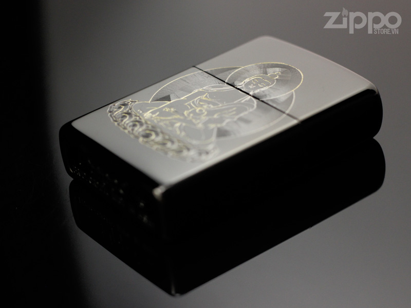 zippo khac hinh phat