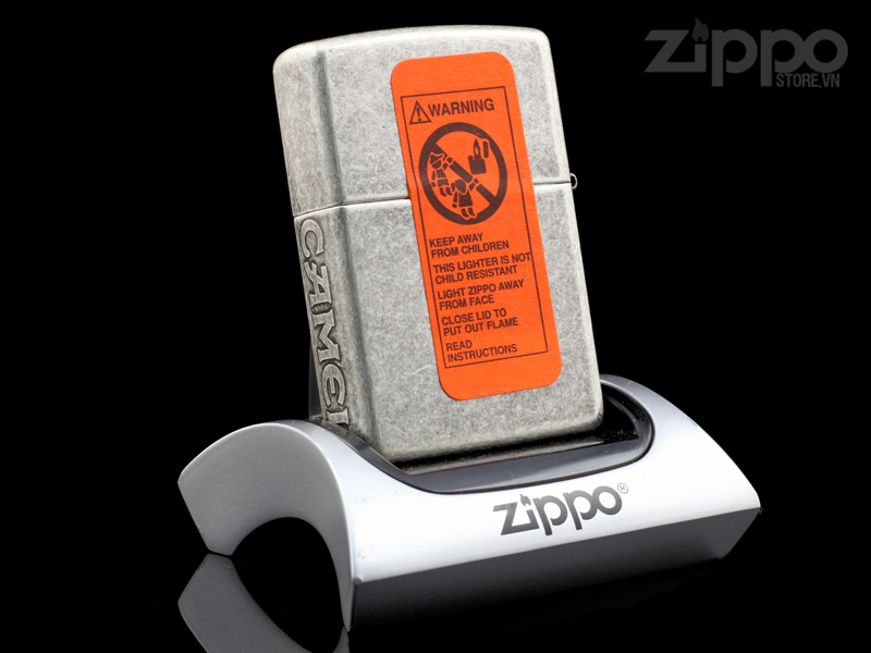 Bat lua zippo co tem do seal mau bac
