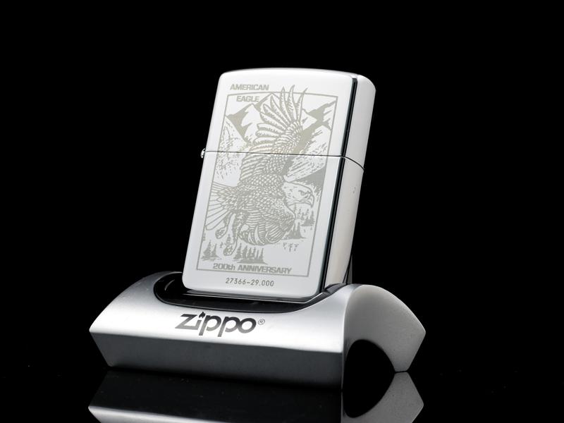 zippo limited edtion dai bang my 200 nam