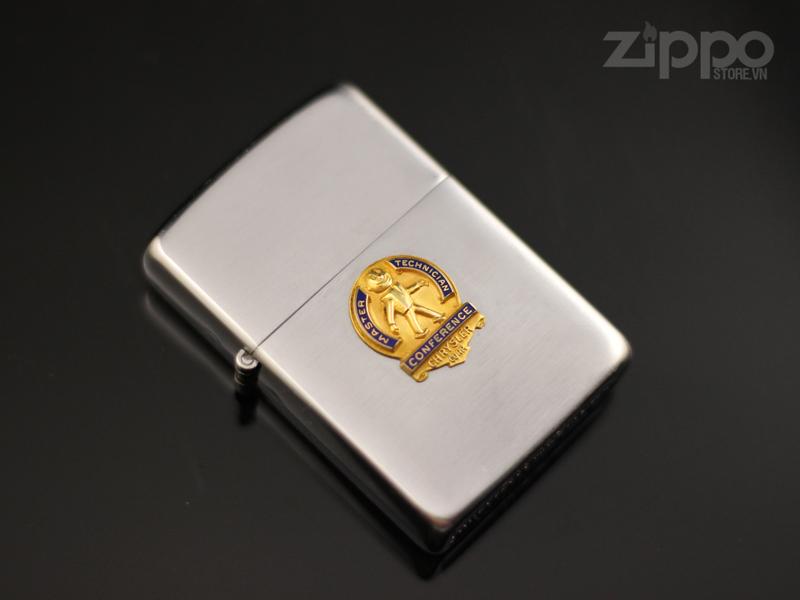zippo emblem noi xi vang