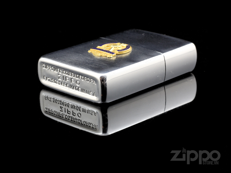 vo zippo 3 hang chu 2032695 made in usa