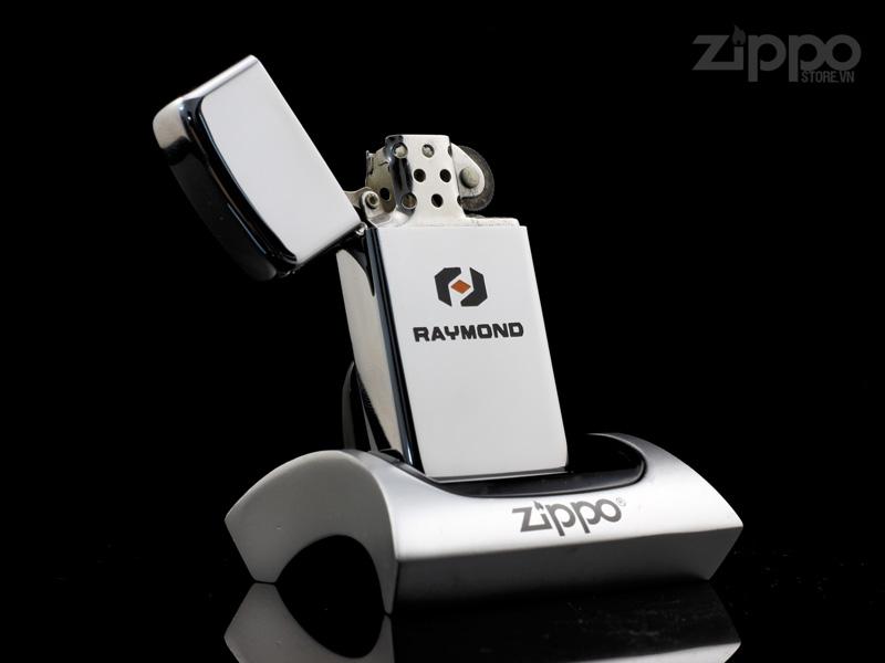 zippo co slim raymond 3
