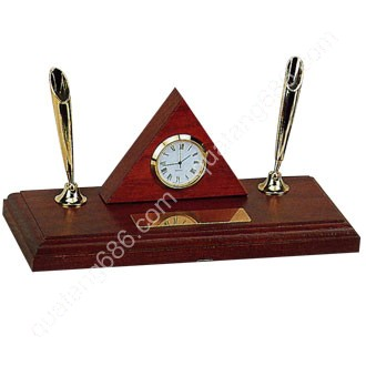 Bộ quà tặng để bàn cao cấp bằng gỗ 06