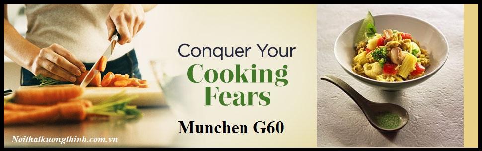 Bếp từ Munchen G60 xuất xứ chính hãng