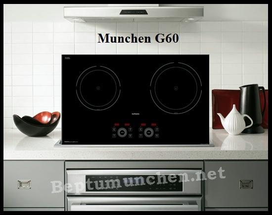 Bếp từ Munchen G60 giá tốt nhất