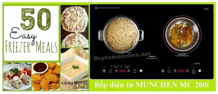 Bếp điện từ Munchen MC 200I xuất xứ chính hãng