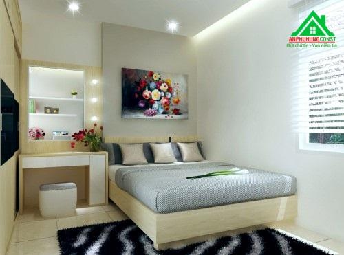 Phòng ngủ dự phòng cho khách.