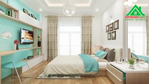 Phòng ngủ của vợ chồng.