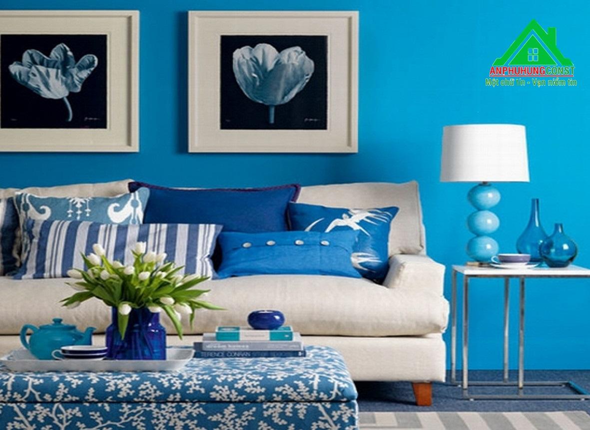 Màu sắc ghế sofa trang nhã và tinh tế