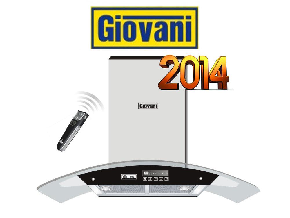 máy hút mùi Giovani G 2390RS