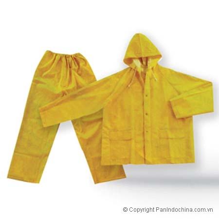 Quần áo mưa