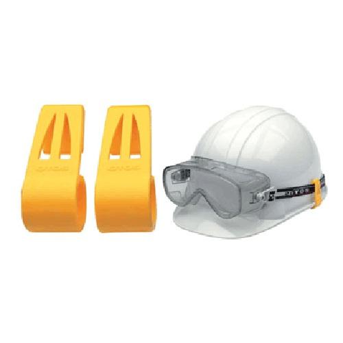 Gài mũ an toàn  giữ Kính bảo hộ