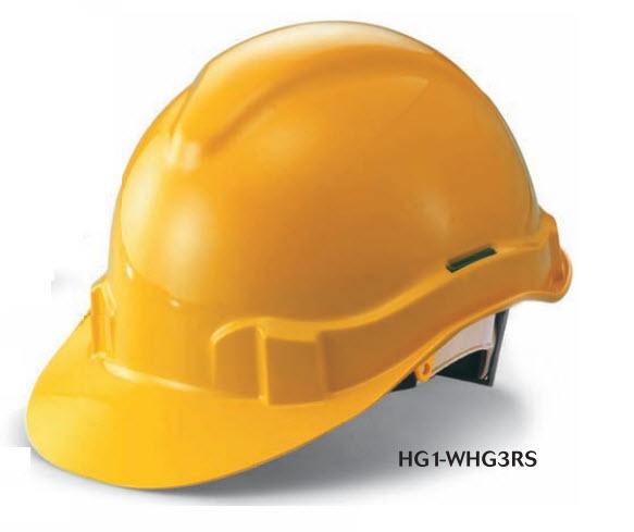 Mũ bảo hộ lao động HG1-WHG3RS