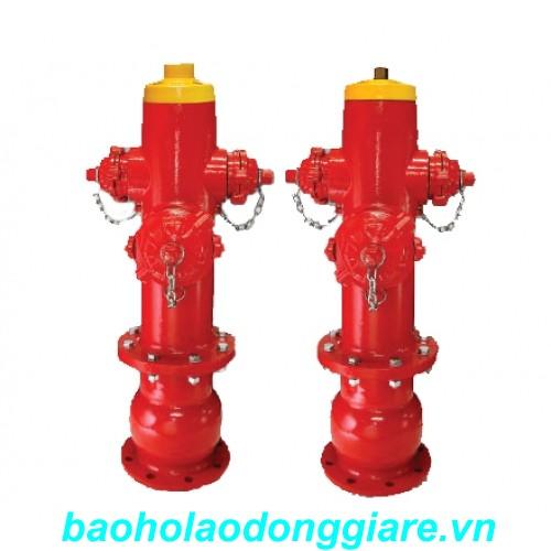 Trụ chữa cháy 3 cửa D100 - Trung quốc