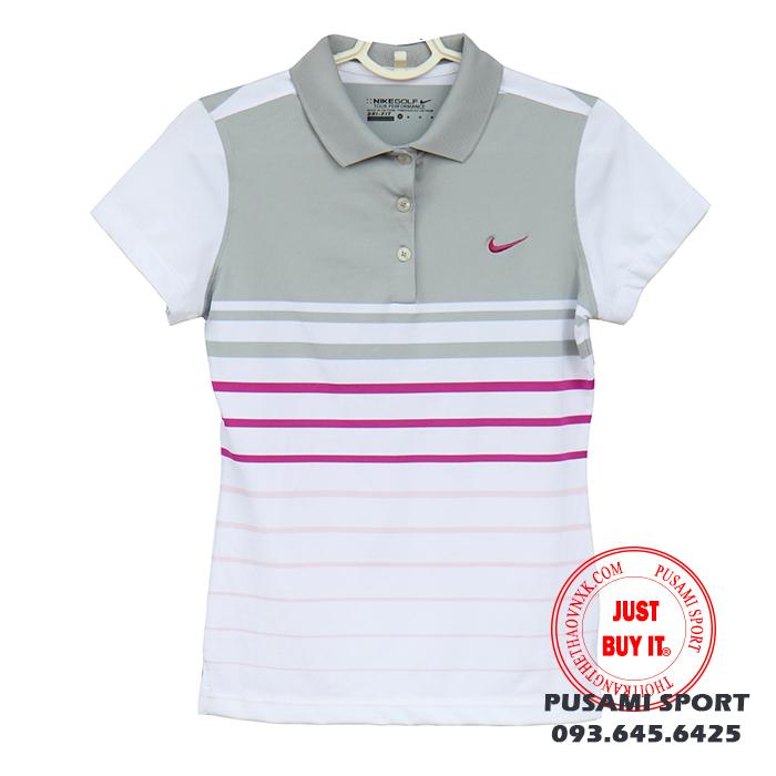 Áo nike golf nữ