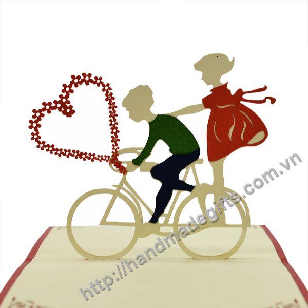 tình yêu xe đạp ơi