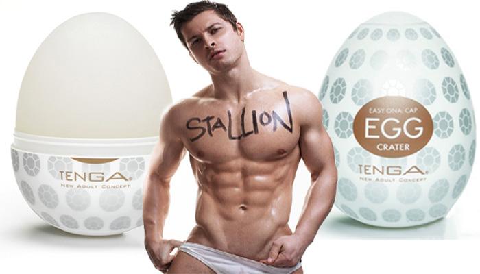 âm đạo giả Tenga hình quả trứng
