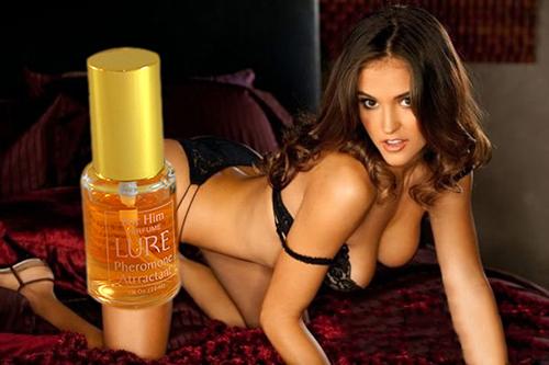 nước hoa kích dục Nước hoa tình ái USA- Lure Pheromone Attractant