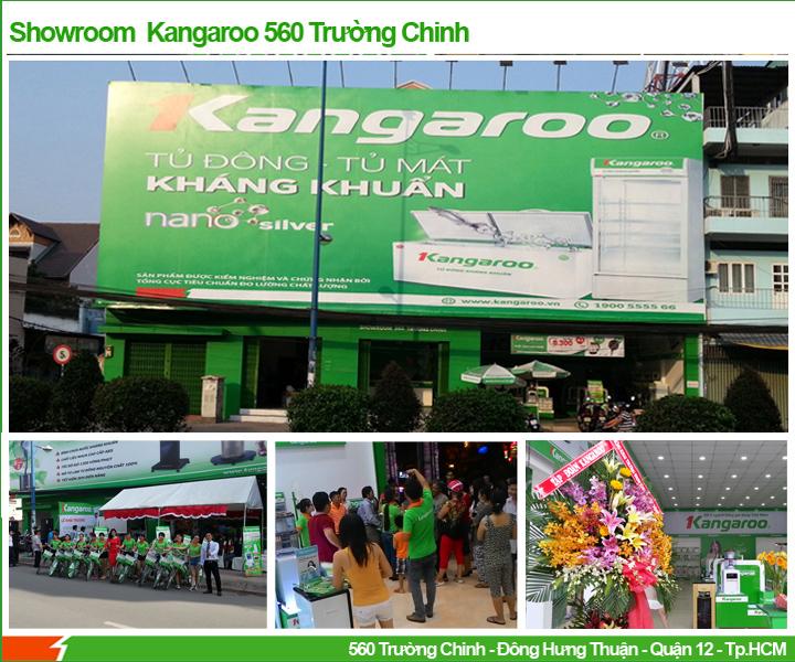 Showroom Kangaroo 560 Trường Chinh