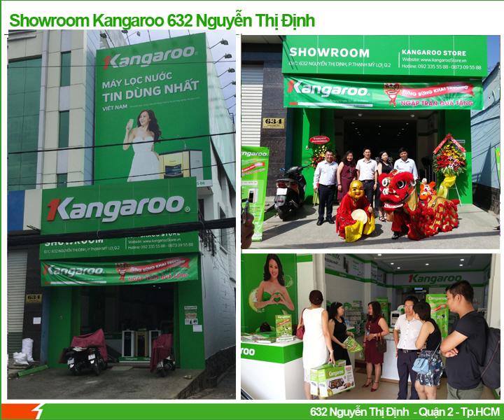 Showroom Kangaroo Nguyễn Thị Định