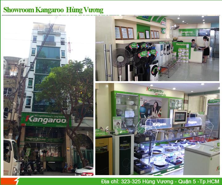 Showroom Kangaroo Hùng Vương