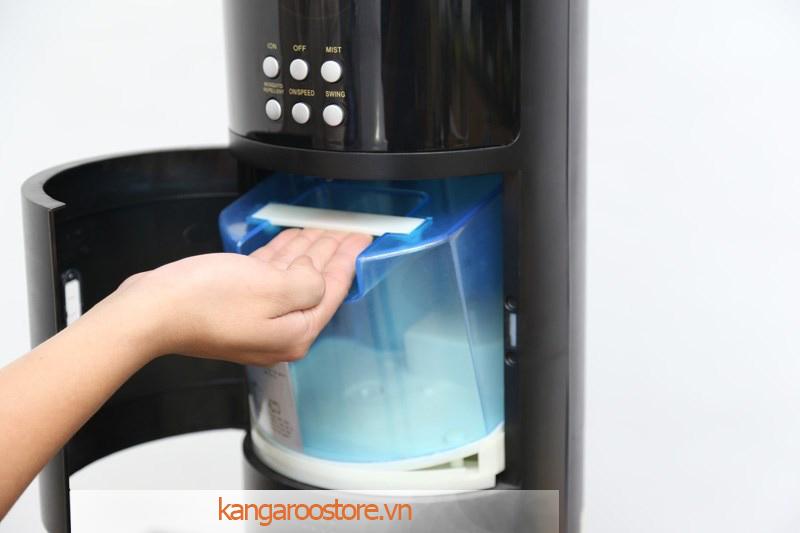 Bình chứa nước Quạt phun sương Kangaroo KG50