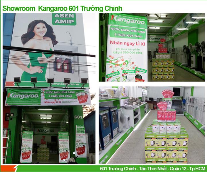 Showroom Kangaroo 601 Trường Chinh
