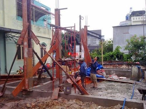 Lap Dung Van Khuon San Lắp Dựng Ván Khuôn Gỗ