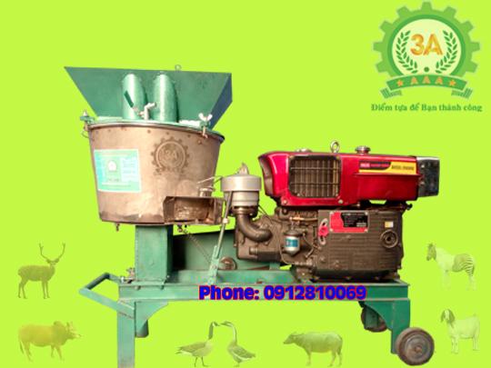 máy chế biến thức ăn chăn nuôi đa năng
