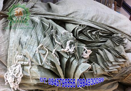 bao ủ chua thức ăn xanh