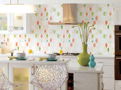 Lưu ý khi lựa chọn giấy dán tường trong nhà