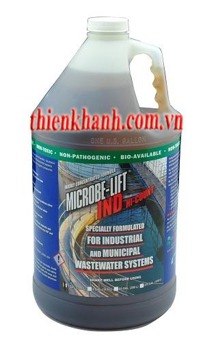 Vi sinh xử lý Nước thải MICROBE-LIFT IND