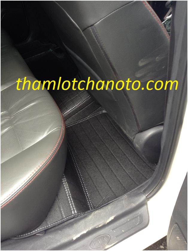 Thảm lót chân ô tô / thảm lót sàn ô tô ghế sau KIA FORTE