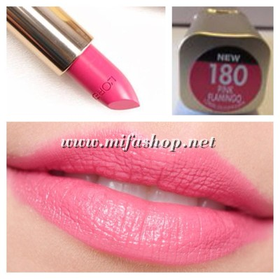 Son Môi Loreal colour riche 180 - Pink Flamingo