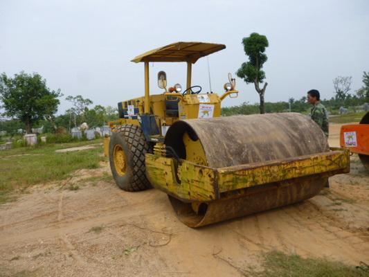 cho thuê xe lu, cuốc, ủi ở Biên Hòa, Đồng Nai