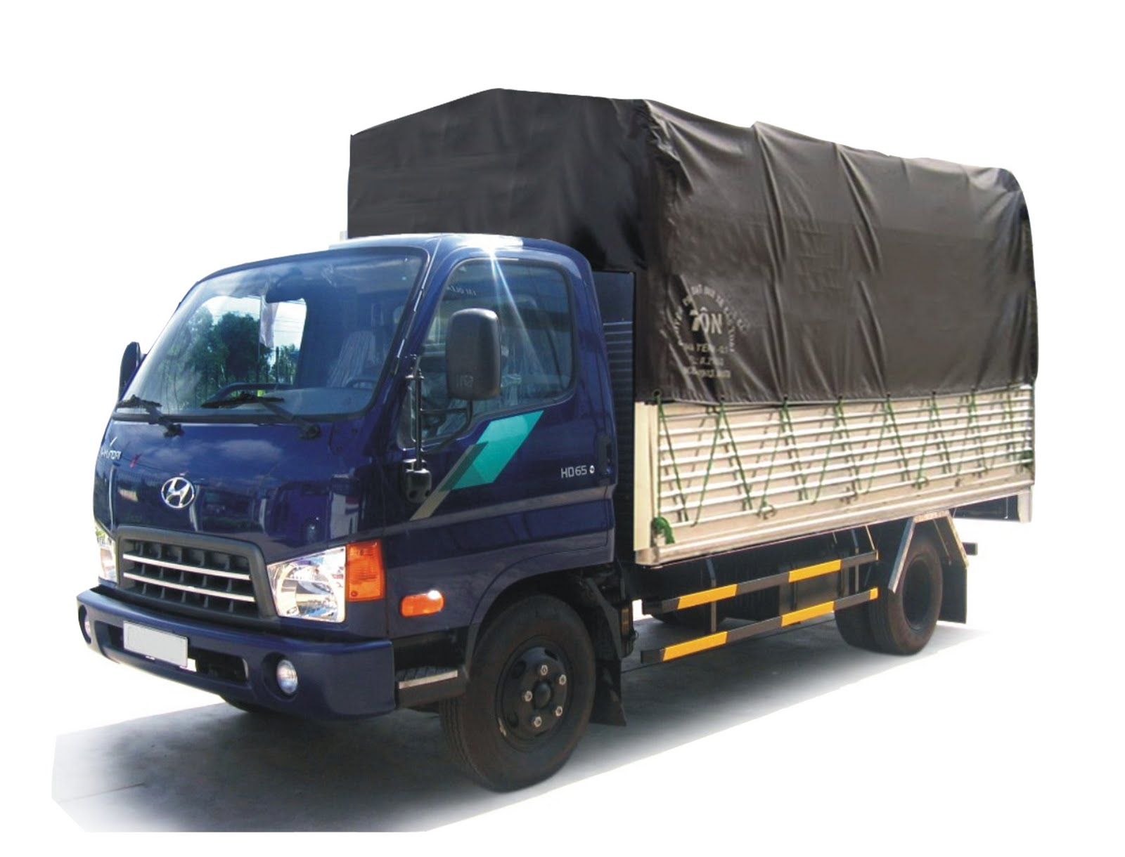 cho thuê xe tải ở Thái Bình