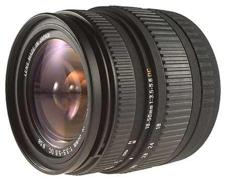 Ống kính máy ảnh cơ bản là một ống hình thụ có nhiều thấu kính thủy tinh hay nhựa. Ảnh: Digitalcamera.