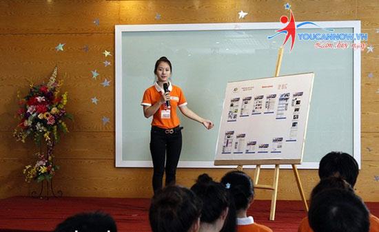 Tại sao nên tham gia học làm MC và kỹ năng thuyết trình