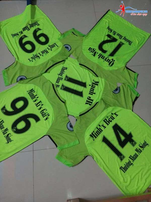 Học viên In chuyển nhiệt thành công với dịch vụ in quần áo thể thao