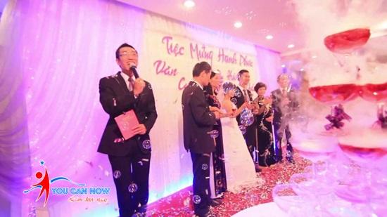 Học làm nghề MC đám cưới, tại sao nên tham gia?