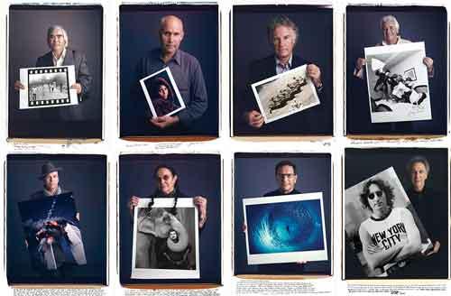 Những bức hình nổi tiếng của nhiếp ảnh gia