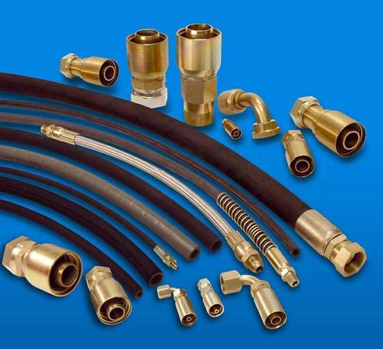 ống bóp sẵn đầu nối, ống hoàn chỉnh