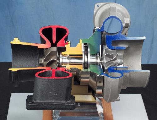Quy trình và hướng dẫn lắp ráp turbo tăng áp