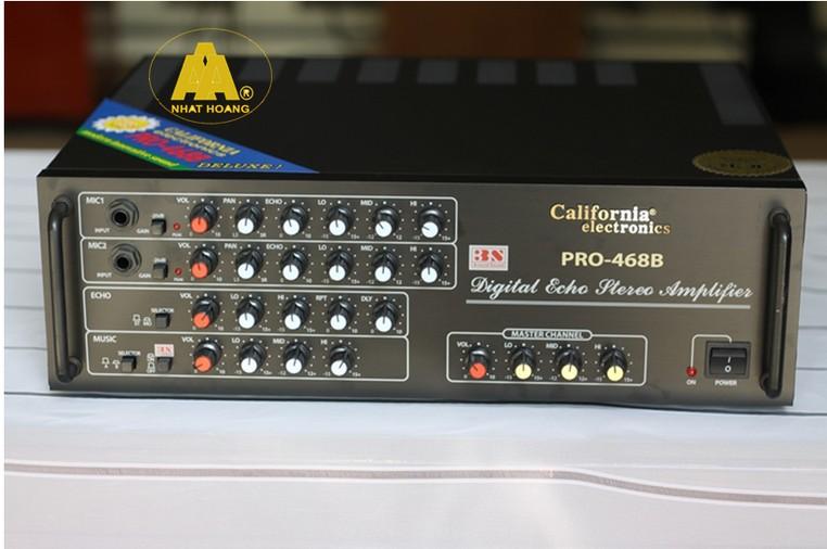 Amply California 468B  Nhat Hoang Audio